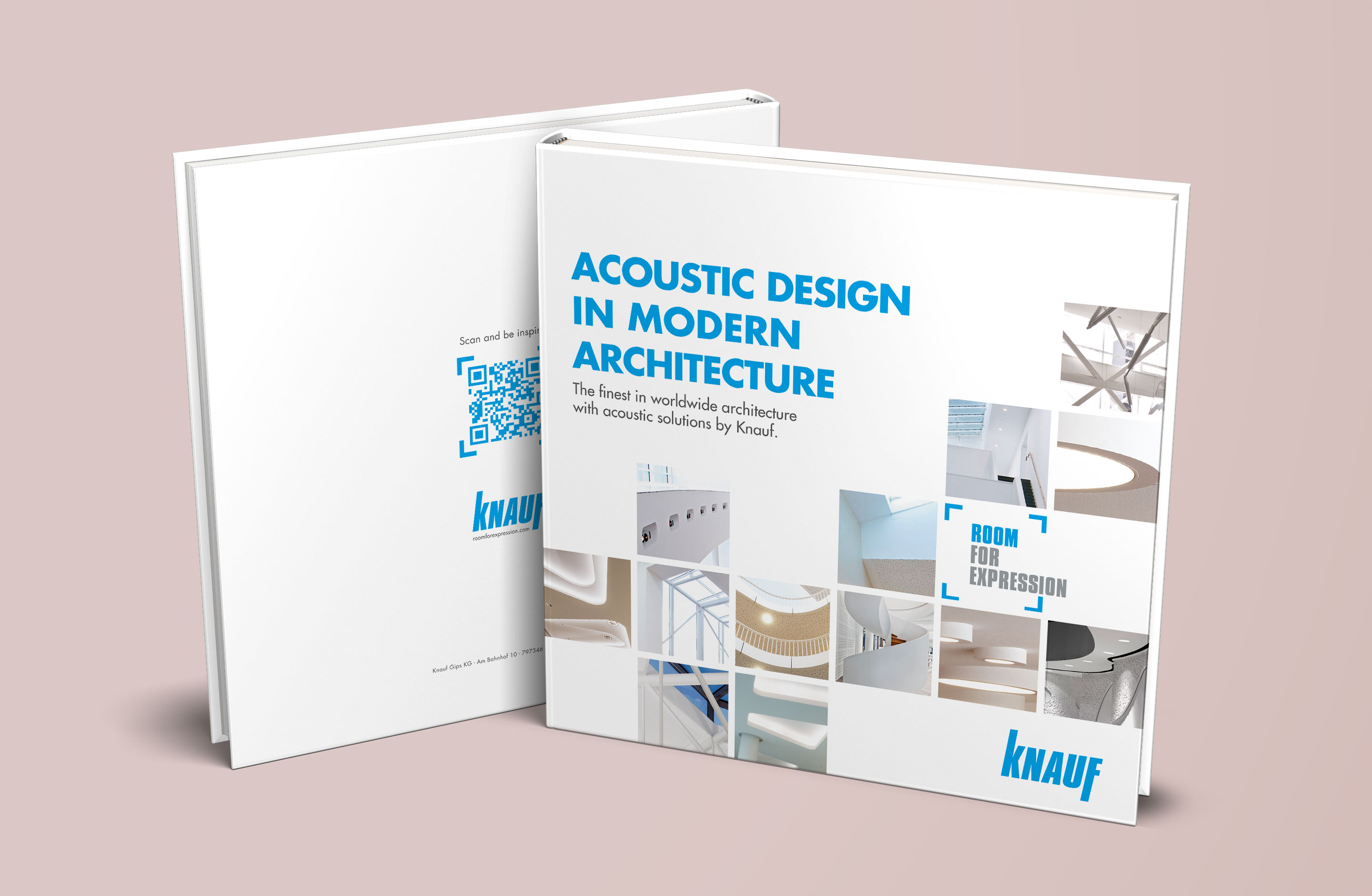 Knauf Lookbook, Room for Expression